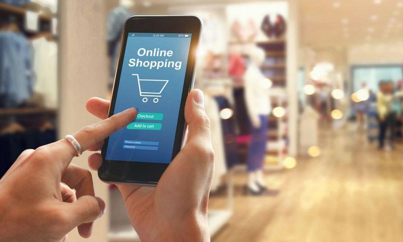 """Tradicinė prekyba persikelia į skaitmeninę erdvę ir norinčios išlikti įmonės ieško naujų prekybos kanalų. """"Canva"""" nuotr."""