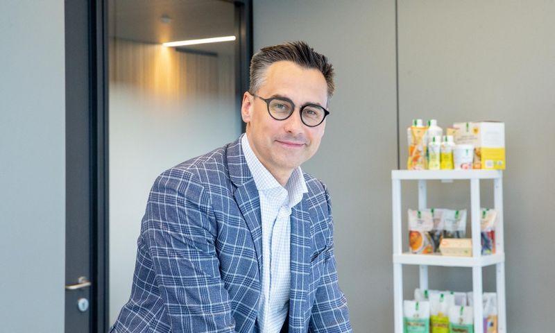 """Kęstutis Juščius, """"AUGA group"""" generalinis direktorius tiki, kad dabartinė situacija netrukus baigsis, tad bendrovė neatsisako nei vieno su tvarumu susijusio tikslo."""