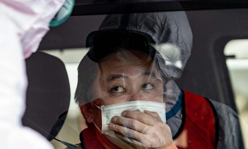 """Philipo Fongo (AFP / """"Scanpix"""") nuotr."""