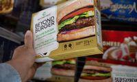 """""""Beyond Meat"""" mažina kainas ir tikisi, kad pandemija privilios naujų vartotojų"""