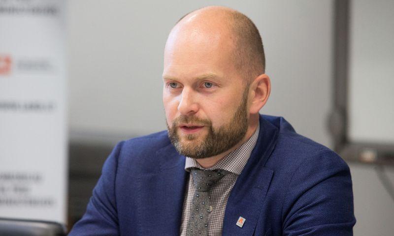 Vitalijus Andrejevas, Lietuvos automobilių kelių direkcijos direktorius. Juditos Grigelytės (VŽ) nuotr.