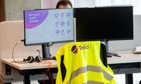 """""""Telia"""" varinių linijų priežiūrą kartu su darbuotojais perleidžia """"Lantel"""""""