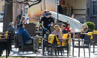 S. Skvernelispatvirtino– Vyriausybė spręs dėl restoranų darbo pilno atnaujinimo