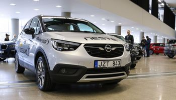 """""""Opel"""" pardavimus Vilniuje iš """"Žaibo rato"""" perima """"Autovici"""""""