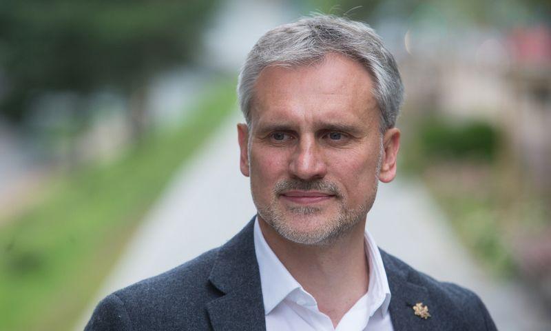 """Vytenis Labanauskas, buvęs AB """"K2 LT"""" direktorius ir akcininkas. Vladimiro Ivanovo (VŽ) nuotr."""