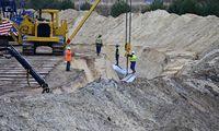 Vokietijoje planuojamas 1.200 km ilgio dujotiekių tinklas vandeniliui