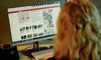 Karantino metu į internetą persikėlė ir moksleiviai, ir sukčiai