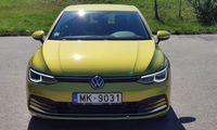 """""""Volkswagen Golf"""" rūpesčiai dėl """"eCall""""sistemos"""