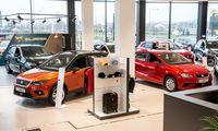 Europos automobilių rinkoje – istorinis nuopuolis, Lietuva –tarpstabiliųjų