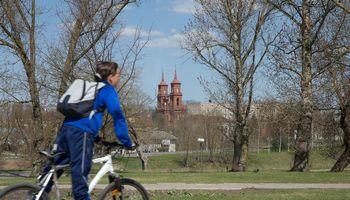 Kelionės po Lietuvą: nauji dviračių maršrutai