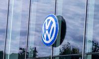 VW vadovai išvengė teismo dėl manipuliavimo rinka