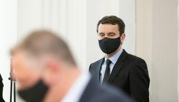 R. Kurlianskis: 90.000 Eur skolinau E. Masiulio politinei veiklai finansuoti