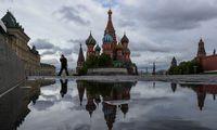 Rusijos BVP pirmąjį ketvirtį augo 1,6%