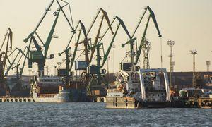 Baltijos uostuose – krovos mažėjimo metas