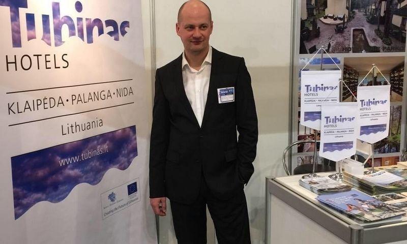"""Juozas Tubinas, valdantis viešbučių ir restoranų tinklą """"Tubinas"""": """"Aptiktą klaidą netrukome surasti, ir paskolą gavau."""" Įmonės nuotr."""