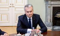 G. Nausėda ragina J. Narkevičiaus situaciją palikti įvertinti teisėsaugai
