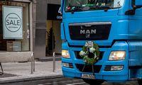 Prognozė: kelių transporto sektorius neteks per 800 mln. Eur, arba 1,9% BVP