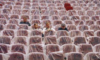 Kino rodytojai skelbia nuostolius ir nori lengvatinio tarifo