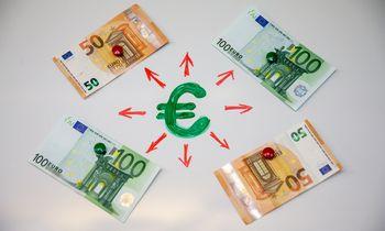 Mikroįmonėms paskirstyta 52 mln. Eur – pusė numatytų subsidijų