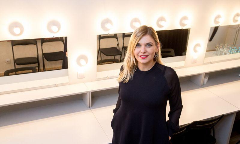 Alvydė Palaimaitė, Lietuvos marketingo asociacijos direktorė. Juditos Grigelytės (VŽ) nuotr.
