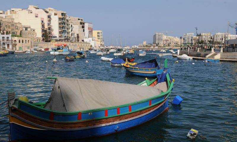 Malta. Aušros Barysienės nuotr.