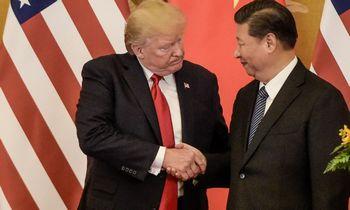 JAV ir Kinijos kaktomuša neišvengiama