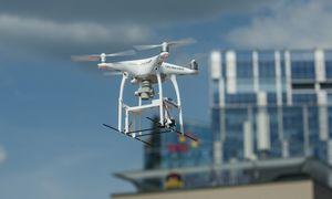 Analitikai nesutaria dėl dronų perspektyvų logistikoje