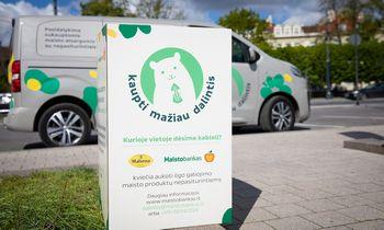 Tyrimas: per karantiną lietuviai prikaupė maisto atsargų