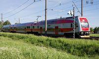 """""""Lietuvos geležinkeliai"""" neigia ministerijos kaltinimus dėlnetinkamai vykdomoelektrifikacijos proceso"""