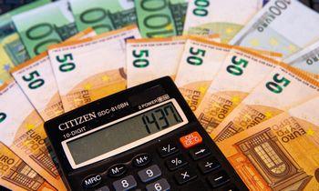 Kiek pakistų pajamos, jei būtų pritarta GPM mažinimo pataisoms