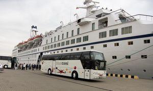 """Milžinės """"Meyer Werft"""" įmonė Skaidiškėse didina gamybą, kuria darbo vietas"""