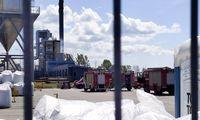 """Nauja avarija """"Orion Global PET"""" gamykloje Klaipėdoje"""