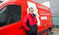 """""""Barbora""""tampa plataus vartojimo prekių parduotuve"""