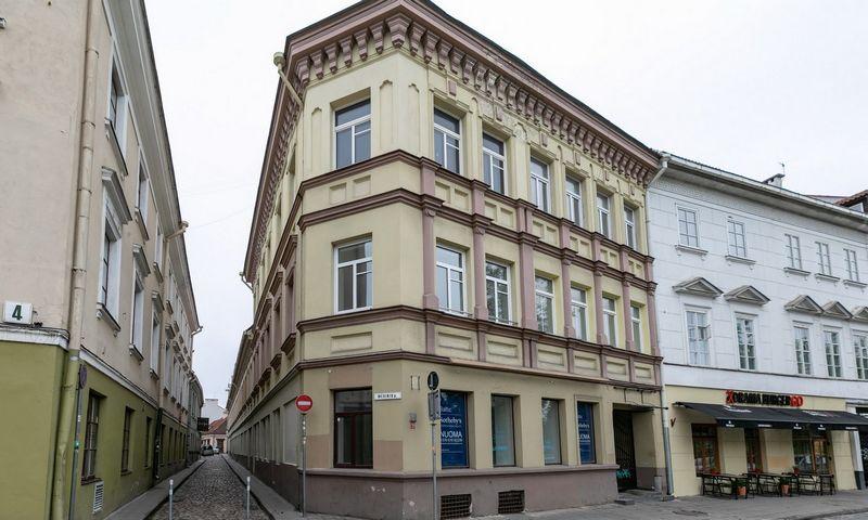 Vilniaus miesto muziejus laikinai įsikurs Vokiečių gatvėje. Sauliaus Žiūros / Vilniaus savivaldybės nuotr.