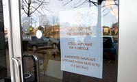 Restoranų apyvarta balandį smuko 68,4%