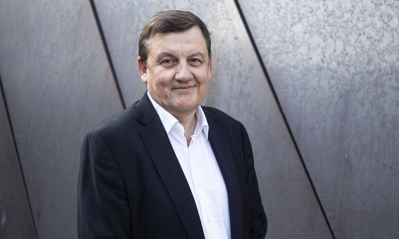 """""""Investors' Forum"""" valdybos pirmininku perrinktas Rolandas Valiūnas, advokatų kontoros """"Ellex Valiunas"""" vadovaujantysis partneris. """"Scanpix"""" nuotr."""