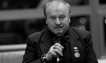 Mirė choreografas Elegijus Bukaitis