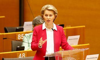Europos Komisija siūlo 750 mlrd. Eur vertės ekonomikos gaivinimo fondą, Lietuvai - 6,3 mlrd. Eur