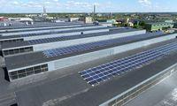 """""""Ignitis"""" stiprina pozicijas saulės energijos rinkoje"""