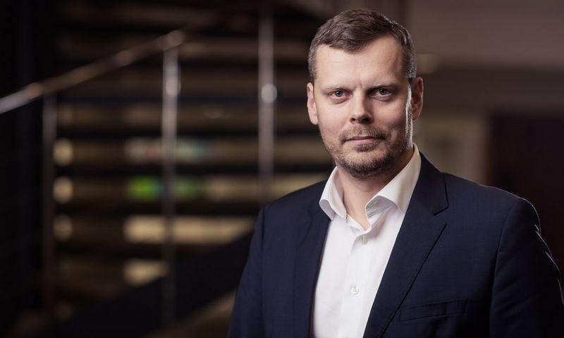 """Taavi Einaste, """"Nortal"""" Vokietijos padalinio direktorius, anksčiau vadovavęs bendrovės padaliniui Lietuvoje. Bendrovės nuotr."""