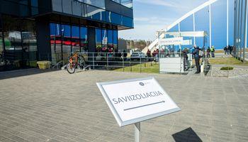 Daliai atvykstančių europiečių Lietuvoje busprivaloma saviizoliacija