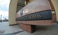 Iš pareigų traukiasi Seimo pirmininko atstovė spaudai