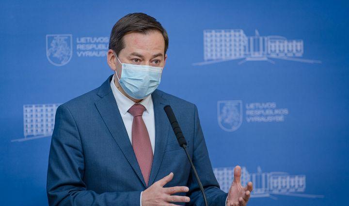 A. Pranckevičius: atkūrimo fondas nemažintų Lietuvai tenkančios paramos