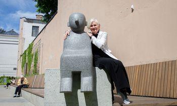 """MO projektas: dar kartą apie """"vamzdį"""" ir kitas kalbančias skulptūras"""