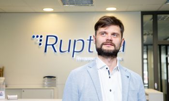 "Po investicijoms skirtųmetų ""Ruptela""neria įJAV rinką"