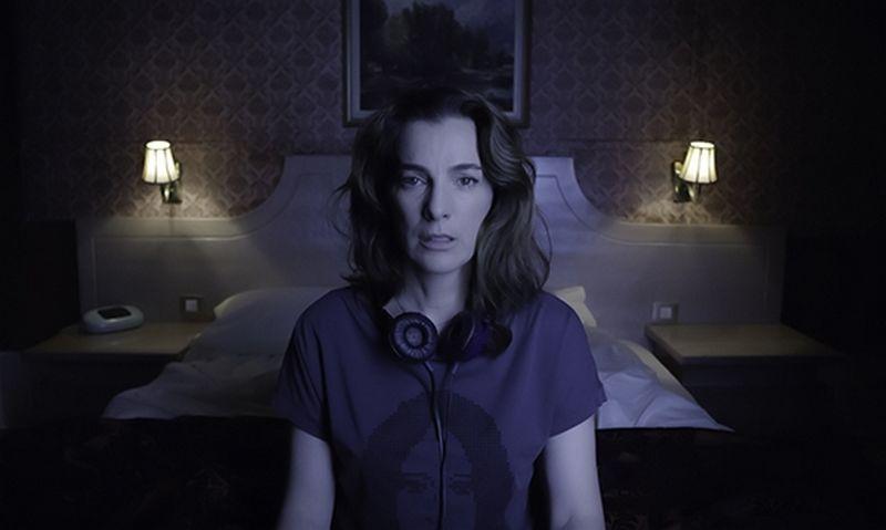 """Viena iš festivalio pasaulinių premjerų - Izraelio kūrėjų """"Losing Alice"""". Kadras iš filmo."""