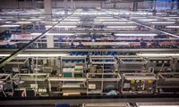 """""""AQ Wiring Systems"""" statys gamyklą Panevėžio LEZ"""