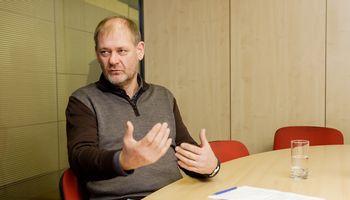 G. Drobužo investicijos – į loterijų ir paslaugų startuolius, dirbtinį intelektą