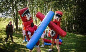 Dezinfekuotos įmonių vasaros šventės: ne virtualios, bet pagal naujas taisykles