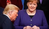 A. Merkel nevyks į D. Trumpo organizuojamą G-7 viršūnių susitikimą